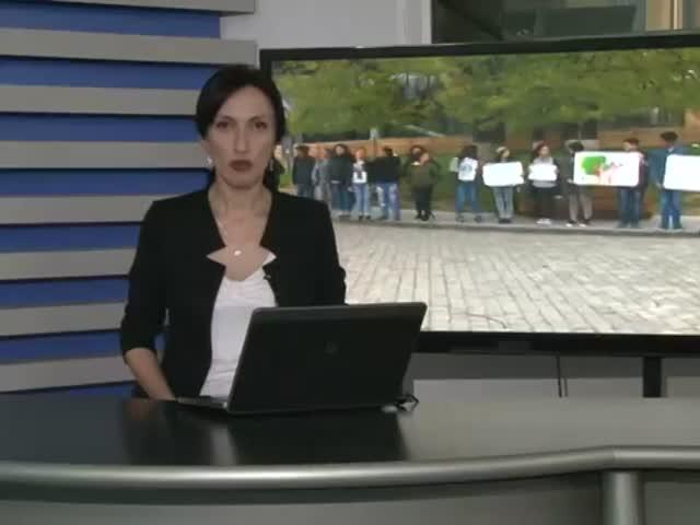 TV თანამგზავრი, დედამიწის დღე.  25.04.2017
