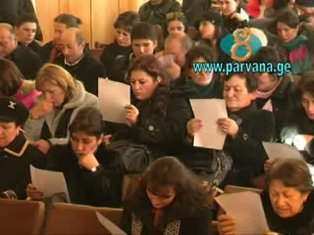 TV ფარვანა, სამოქალაქო განათლების პროგრამის პრეზენტაცია ახალქალაქში 3.12.2014