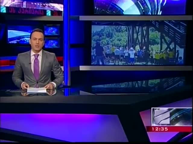 TV Imedi Youth Forum Project on Healthy Lifestyle 23 05 2013.mp4