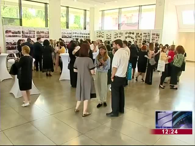 TV Rustavi 2,  Civics Teachers Forum, 25.05.2019