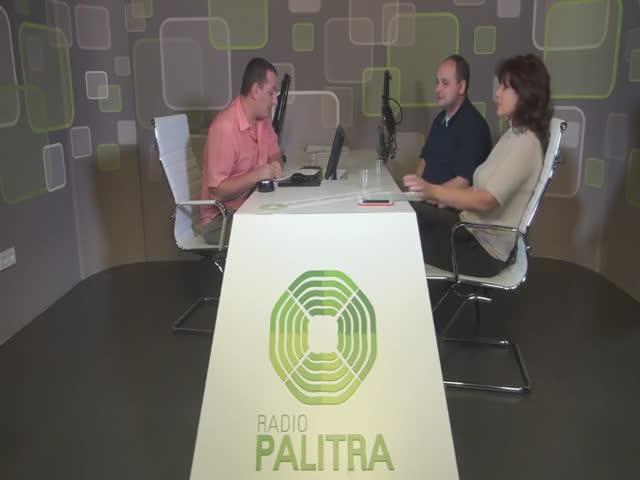 რადიო პალიტრა, მარინა უშვერიძე, ნიკოლოზ სილაგაძე