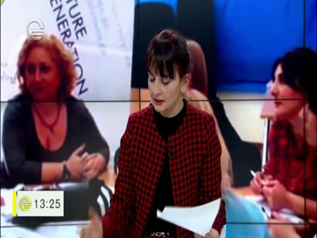 TV Imedi- სამოქალაქო განათლება, აქტიური მოქალაქის აღზრდა, მარინა უშვერიძე